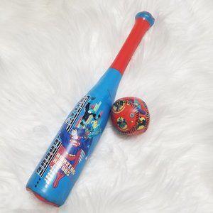 Superman | Kids Baseball Bat Ball Set DC Comics